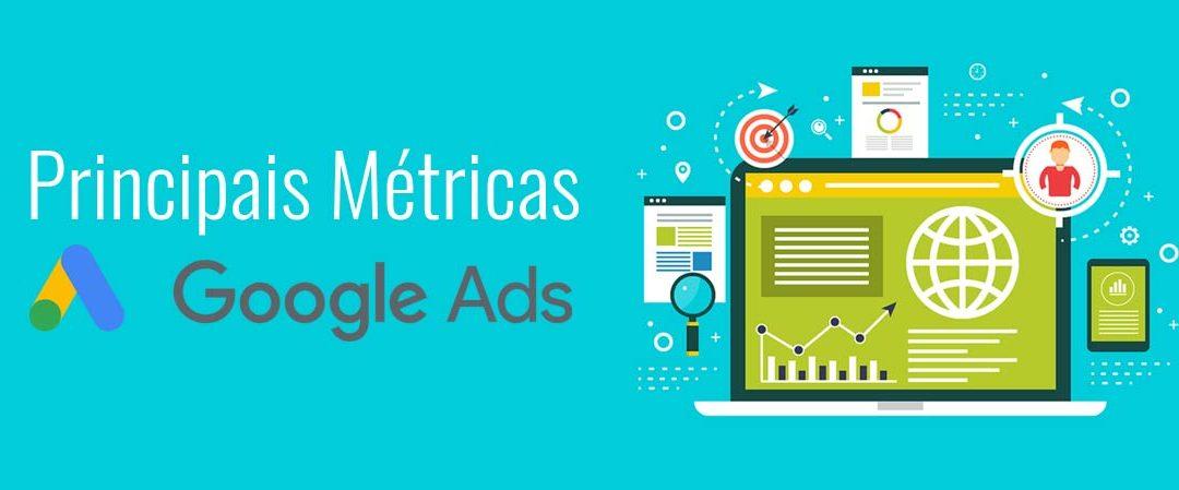 Principais Métricas do Google Ads